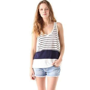 Soft Joie Dillon Striped Tank Top